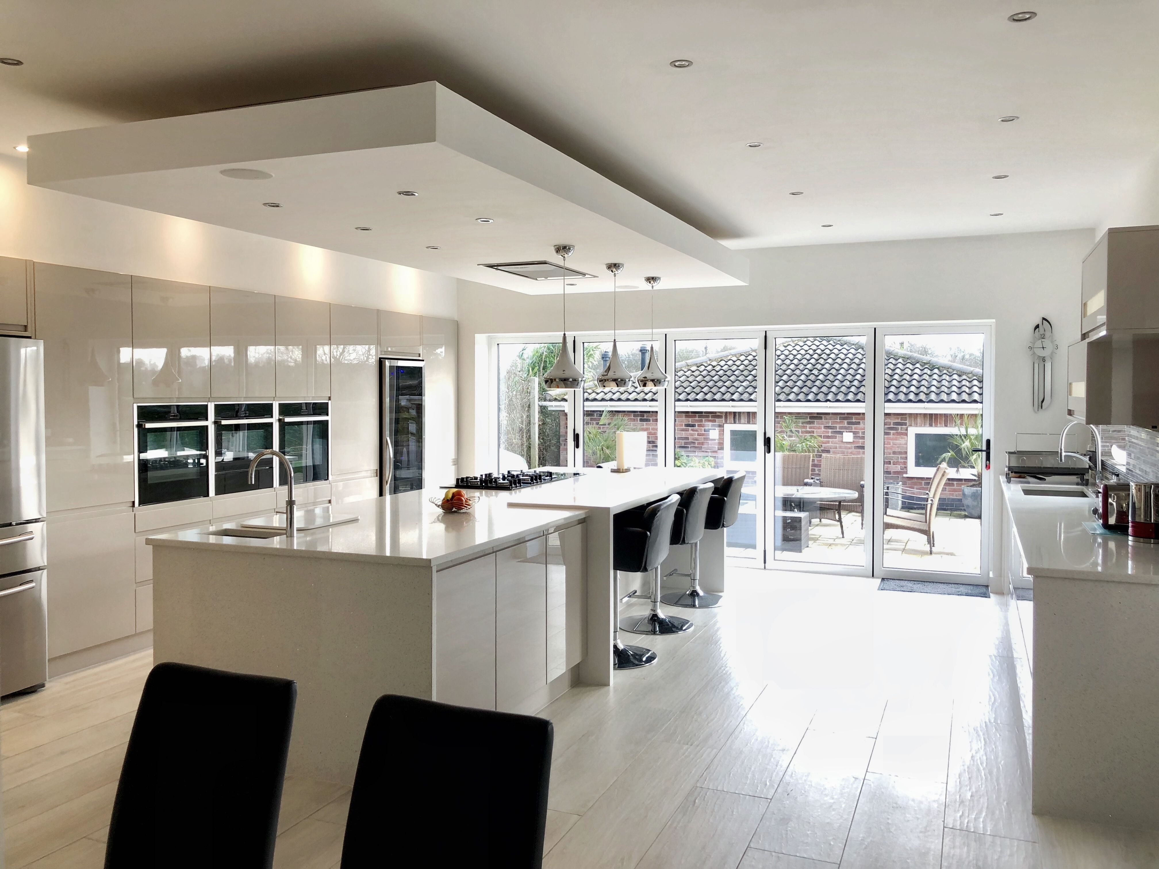 Why You Should Remodel Your Kitchen to a Modern Kitchen | Kitchens ...