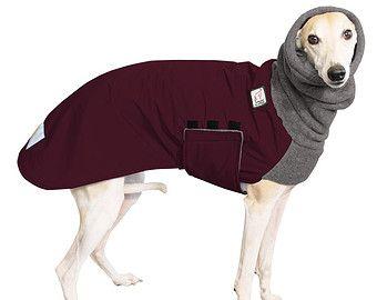 ITALIAN GREYHOUND Winter Coat, Waterproof Dog Coat, Jacket