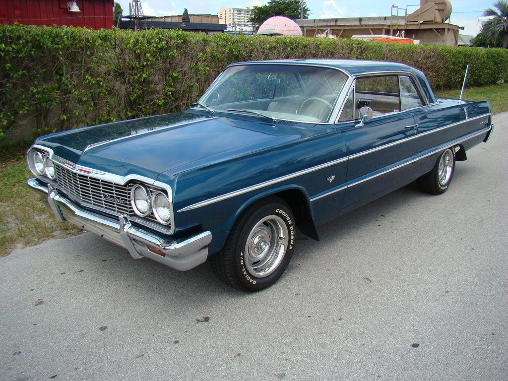 2 door 64 impala