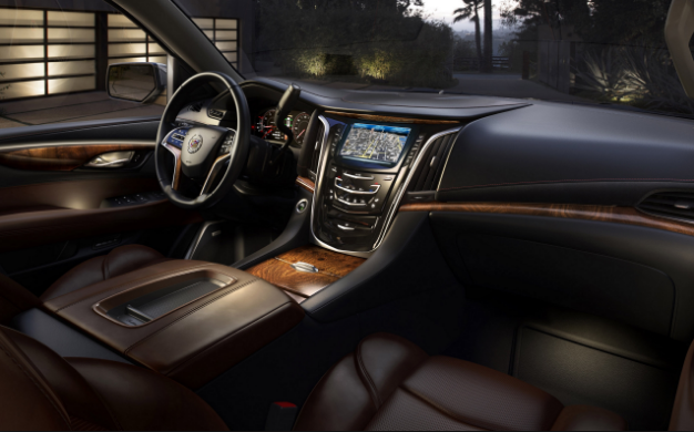 2018 Cadillac Xt4 Interior And Features Topsspeed Com Pinterest