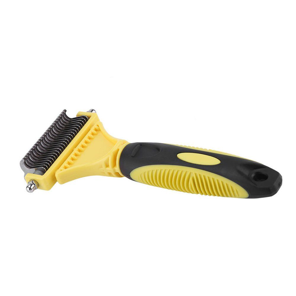 Doneyall Stainless Steel Pet Cat Dog Cleaning Long Hair Slicker Brush Comb Shedding Tool Thanks A Lot For Having Seen Ou Dog Cleaning Pets Cats Dog Grooming