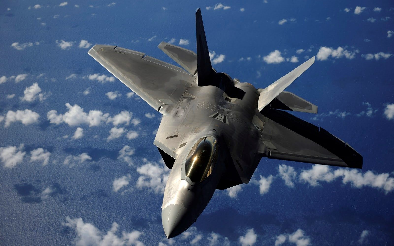 F 22 Raptor Wallpapers Hd