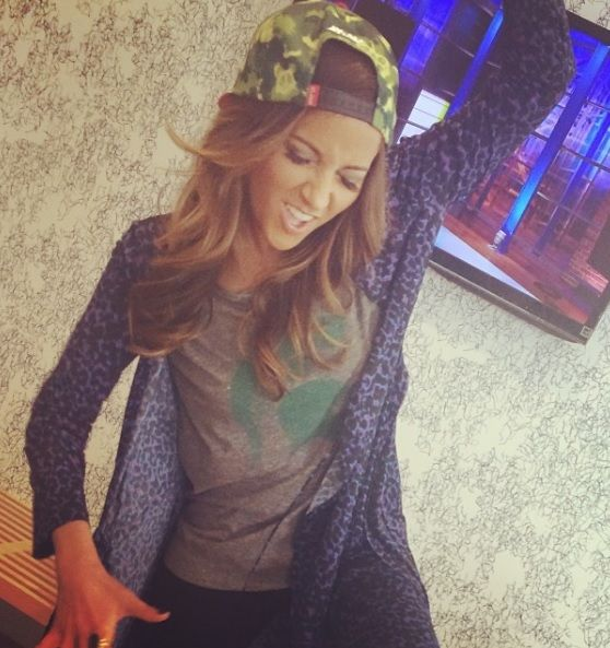 Kay Adams Cute Good Morning Football Nfl Network Pretty Legs