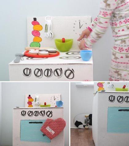 Utensilios de cocina de cart n buscar con google - Utensilios cocina originales ...