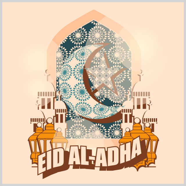 eid al adha moon design eid al adha moon design eid mubarak vector eid al adha moon design eid mubarak