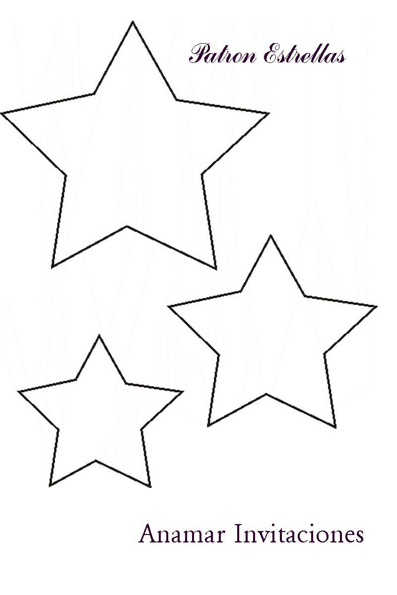 Pin De Rebeca Villanueva En Bordados Patrones De Estrellas Patrones Renos Navidenos