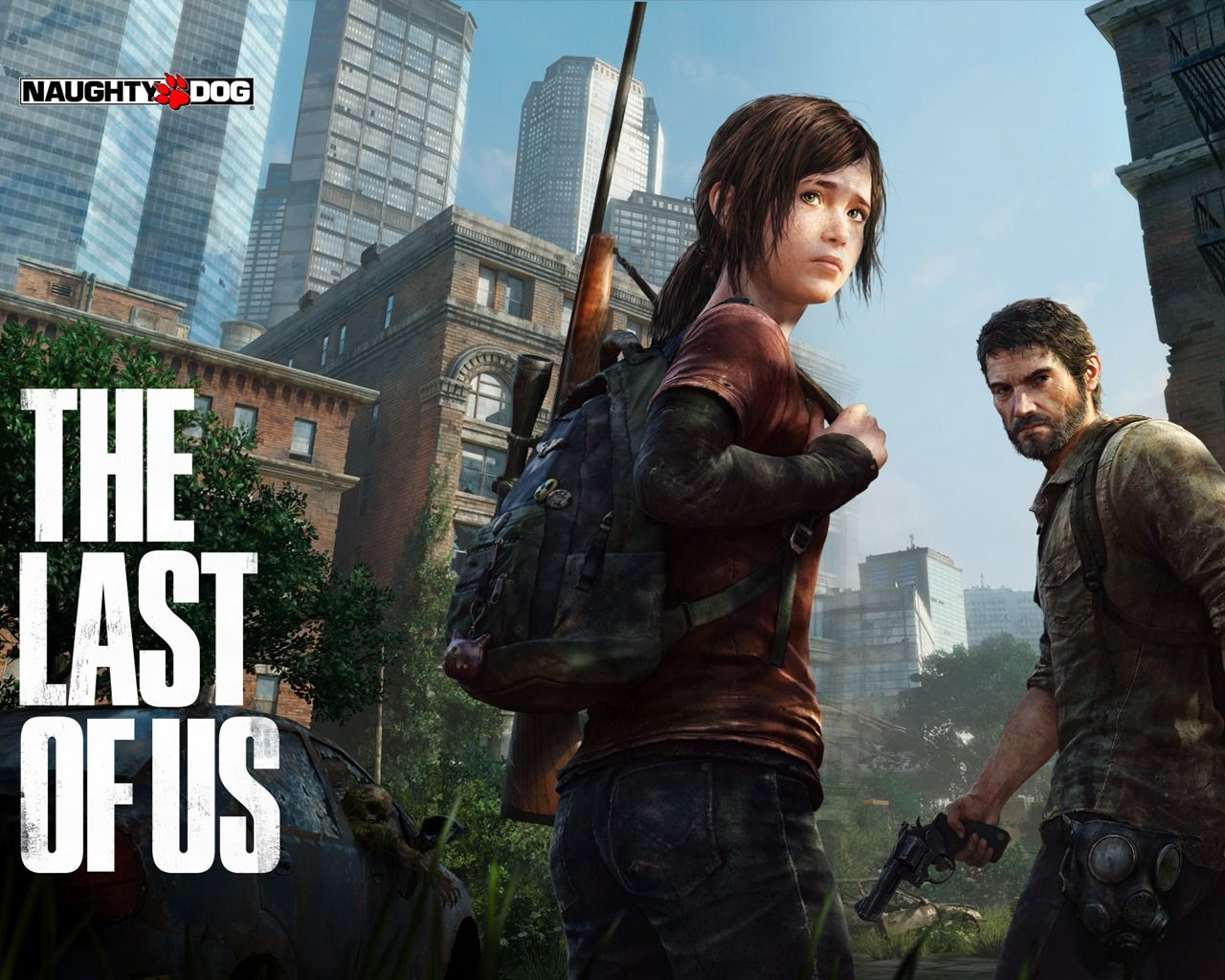 The Last Of Us Wallpaper The Last Of Us Hd Wallpapers