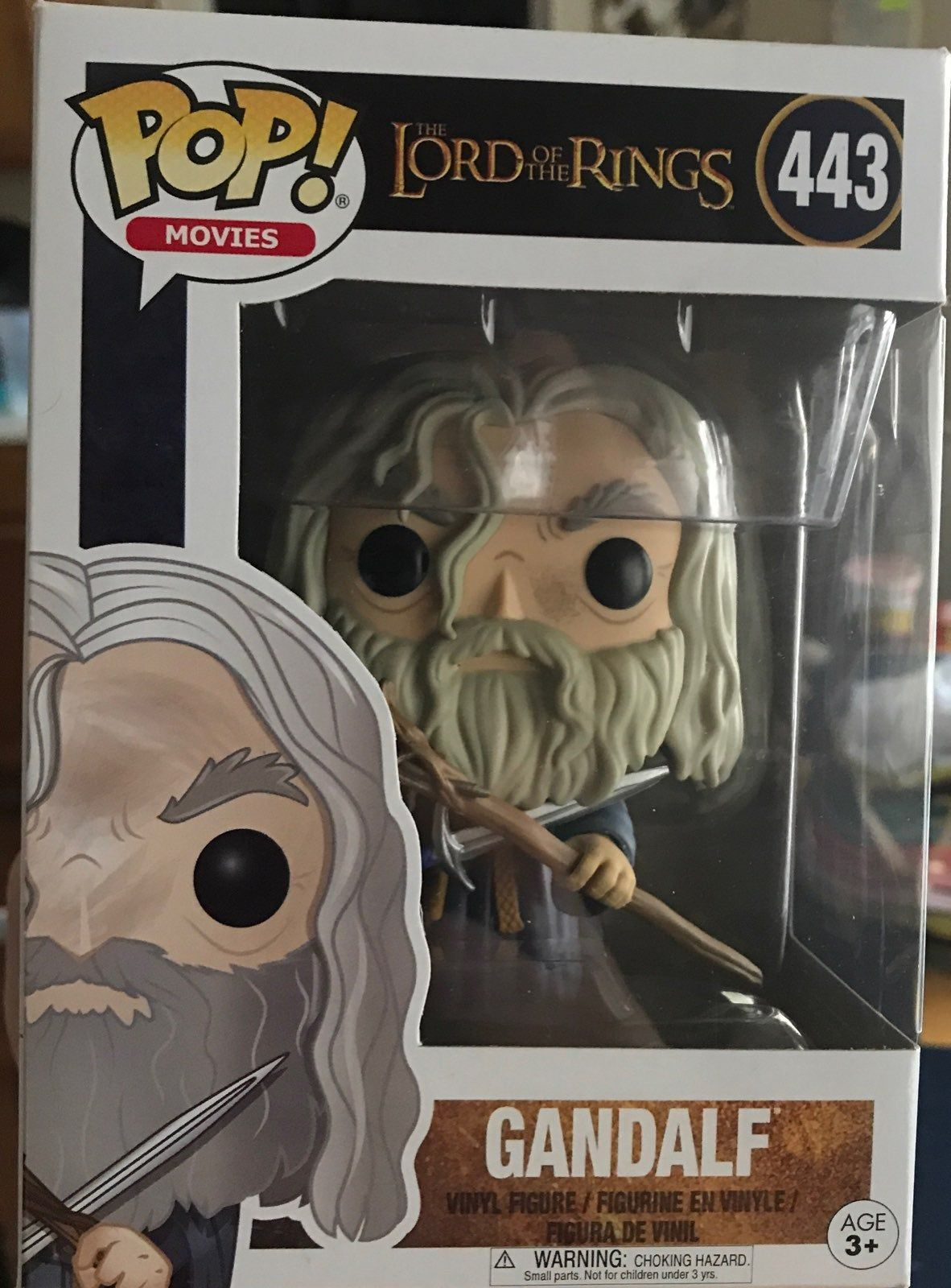 Lord Of The Rings Gandalf The White Funko Pop Funko Pop Gandalf The White Vinyl Figures
