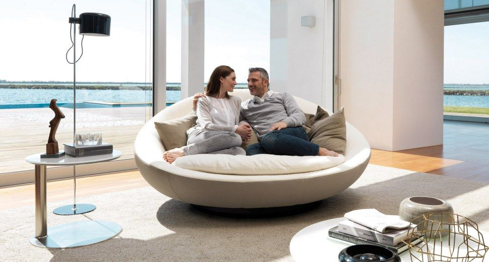 Poltrona Lacoon Prezzo.Sofa Lacoon Island Round Shaped Chairs Furniture Modern