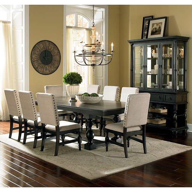 Leona Dining Room Set Steve Silver Furniture