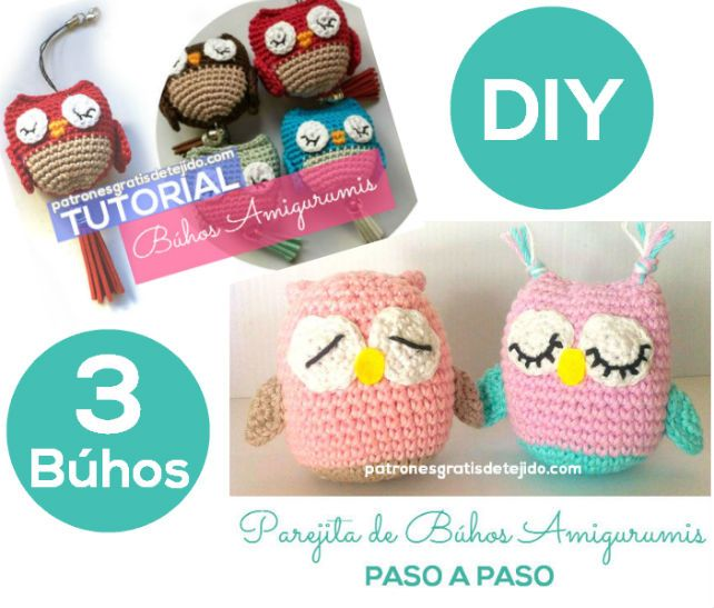 patrones gratis para tejer, patterns ganchillo, tutoriales de ...