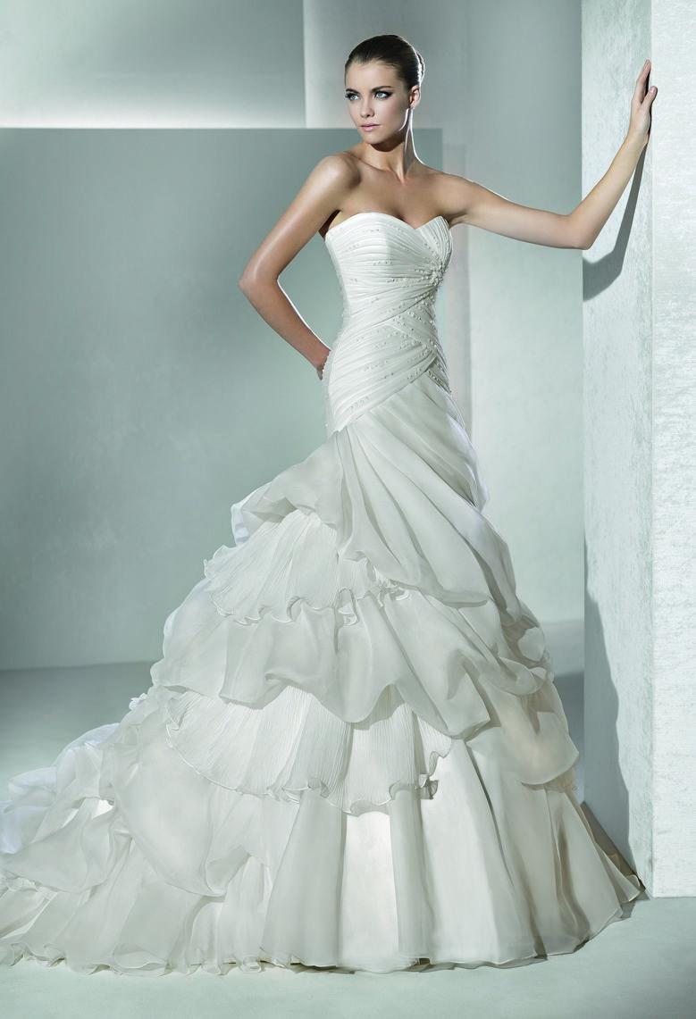 la-sposa-wedding-dress-2012-bridal-gowns-suiza | Wedding Ideas ...
