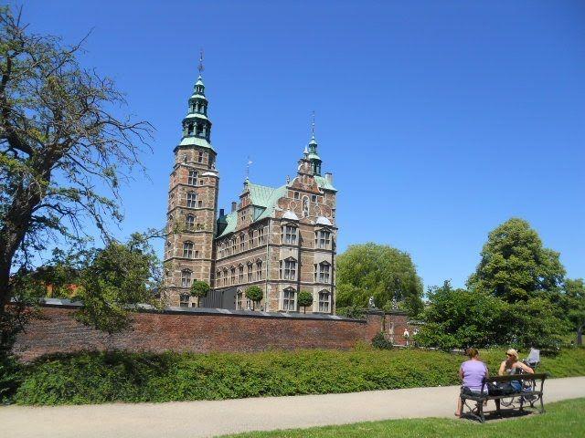 The Copenhaguen's castle