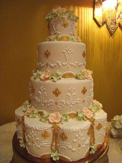 Sweet Wedding Cakes St Augustine FL Always Surpass Each Brides Expectations