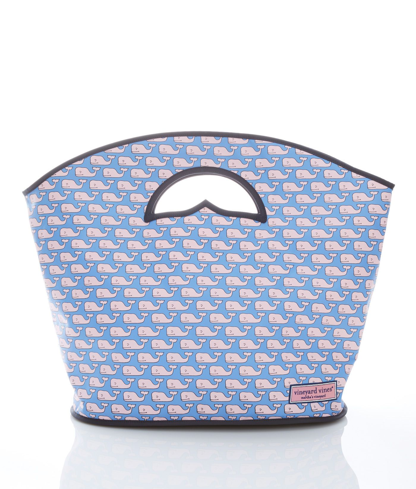 Accessories Whales Beach Tote Vineyard Vines Love The Whale Tail Handle