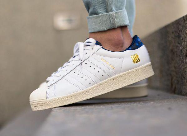 Adidas Superstar 80's x Bape x UNDFTD 'Camo' post image