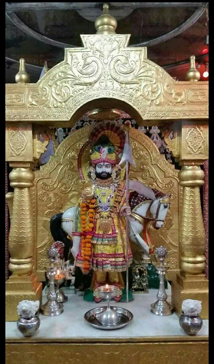 Baba Ramdevji Nava Kanina Di Jamnagar Gujarat Lord