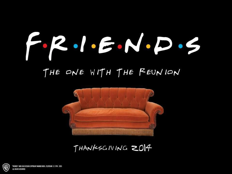 Sorry, Friends fans. Not only is a reunion season not happening now... but its not happening ever.