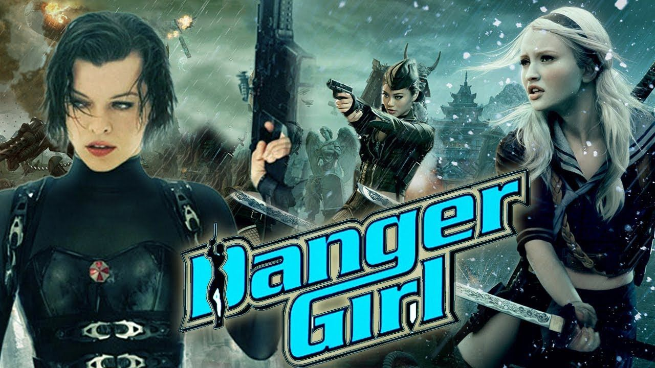 The Danger Girls Hollywood Dubbed Action Movies In Hindi Full Hd Action Movies Danger Girl Movies