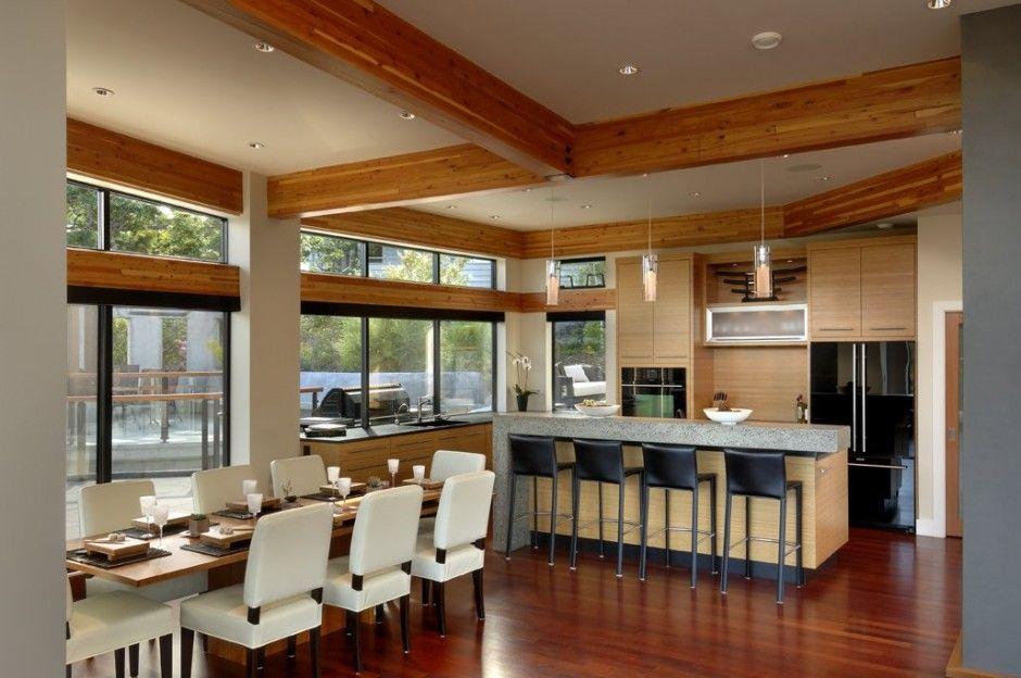 Canadian Designer Keith Baker Has Design The Armada House At Victoria BC Canada