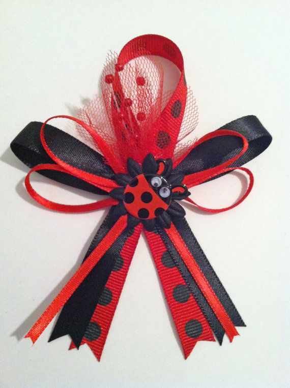 Lady Bug Baby Shower Favors By Littlecreationz On Etsy
