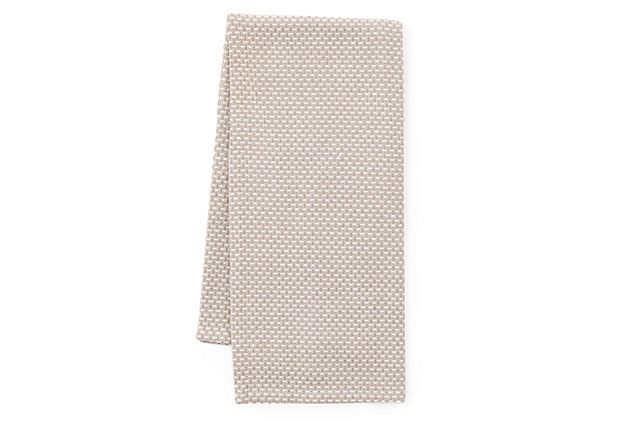 S/4 Basketweave Dish Towels, Taupe on OneKingsLane.com