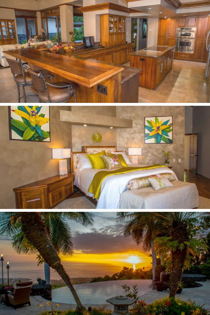 Vacation Rental Home Big Island Home Decor Ideas With Images House Rental Big Island Island