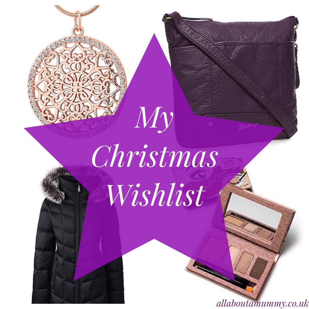 My Christmas Wishlist Blog