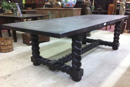 San Diego Dining Room Tables From San Diego Rustic Custom Dining