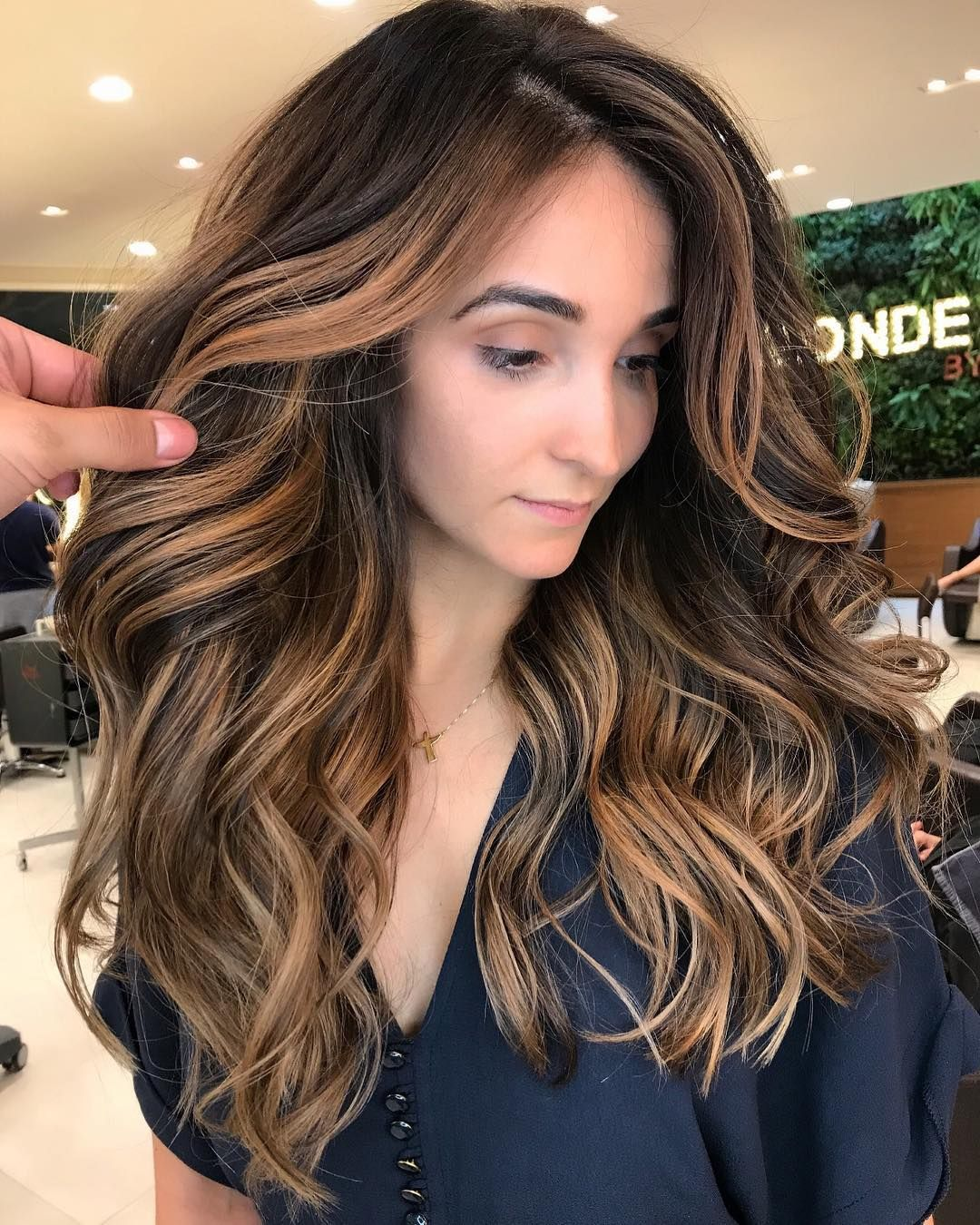 90 best long layered haircuts - hairstyles for long hair