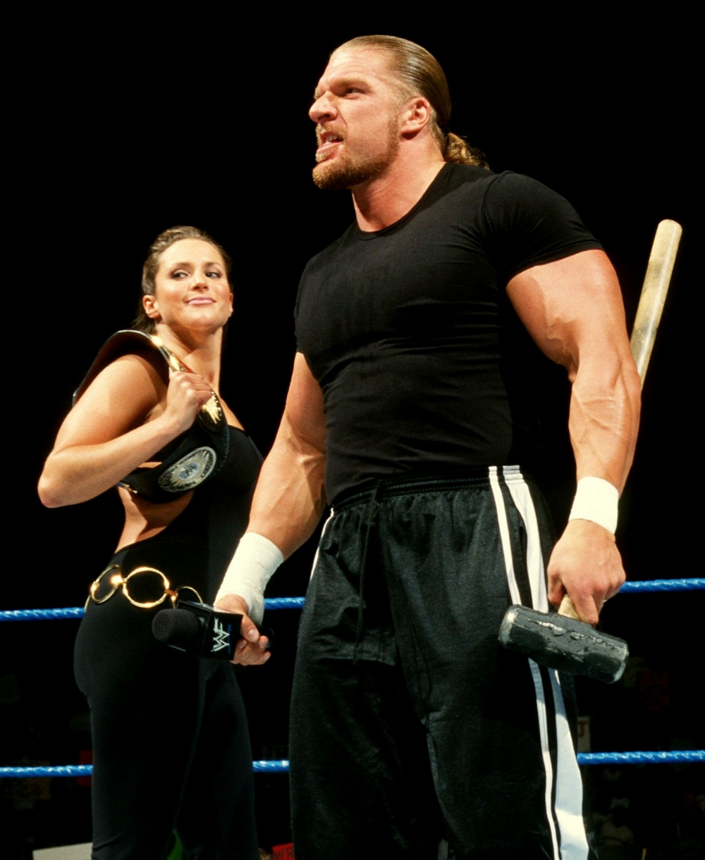 Triple H Stephanie Mcmahon Triple H Professional Wrestling