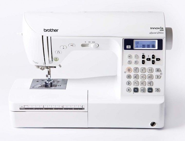 Brother Innovis 40 Special Edition Inkl Kreisnäher Nähmaschinen Awesome Brother 550 Sewing Machine