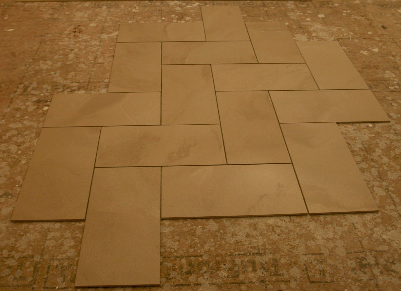 12x24 Tile Pattern Floor Pattern Options Vote For Your Favorite Tile Floor Floor Patterns