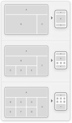 Here are examples of responsive web design!