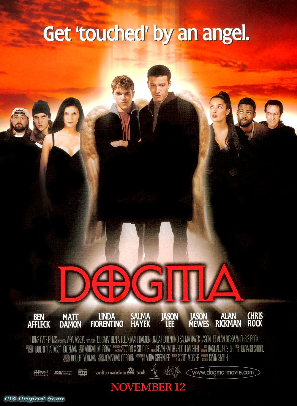 Dogma 1999 I Movie Dogma Love Movie