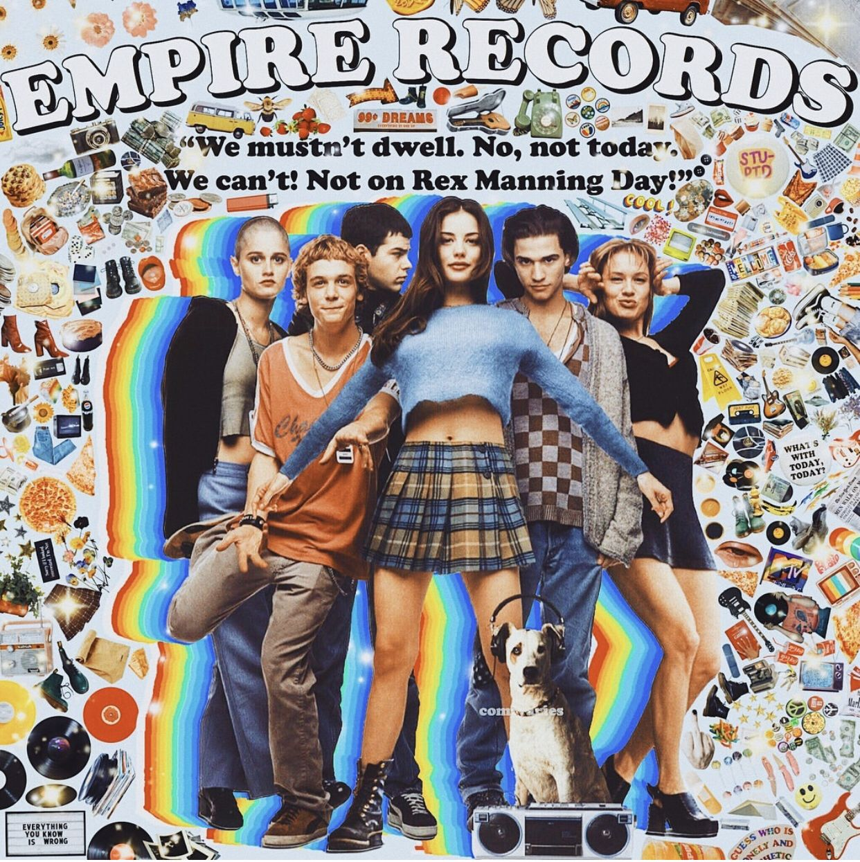 pin on empire records