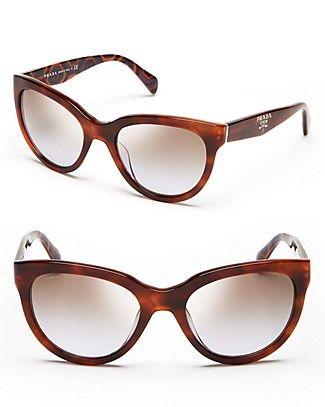 e45e9a4a4d5 Prada Cat Eye Sunglasses