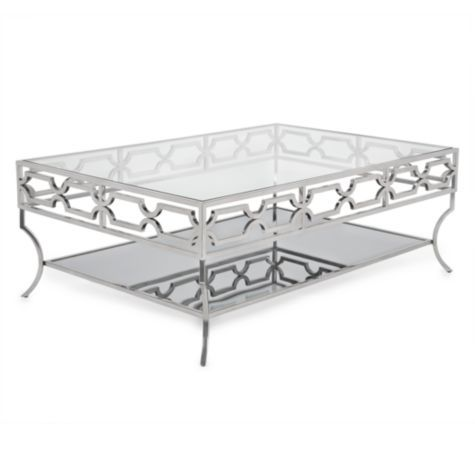 Abigail Coffee Table From Z Gallerie 799 For A Touch Of