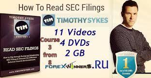 Tim sykes on forex