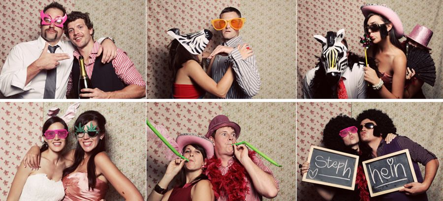 wedding trend il photo booth