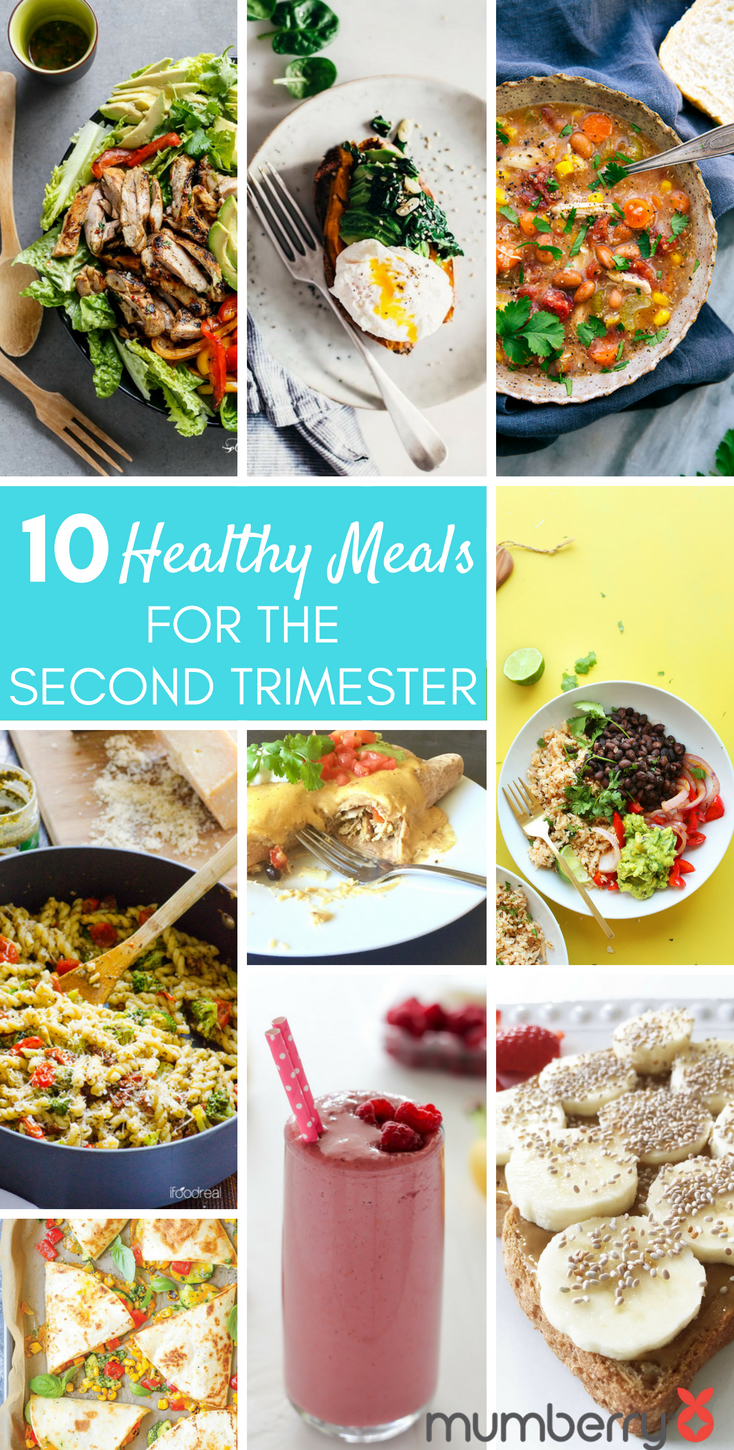 10 healthy pregnancy meals for each trimester | baby & little kids
