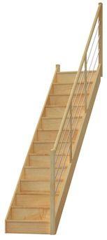 Escalier Droit Rampe En Tubes Magasin De Bricolage Brico Depot De Epinal Escalier Droit Escalier Rampes