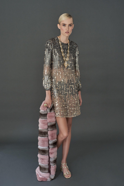 J. Mendel Resort 2018 Fashion Show | Moda internacional, Foto ...