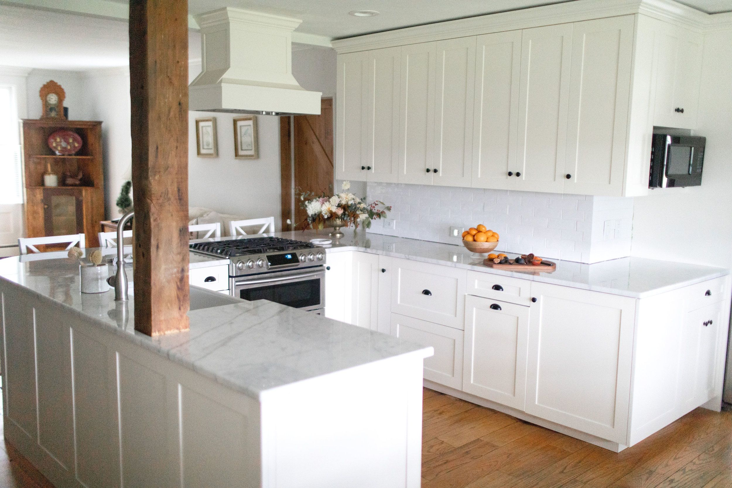 this fresh modern kitchen started life as a 1700s tavern modern kitchen design kitchen on u kitchen remodel id=72594