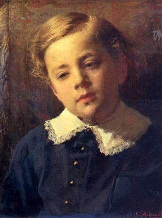 Sergey Kramskoy - Ivan Nikolaevich Kramskoy (1837 – 1887, Russian)