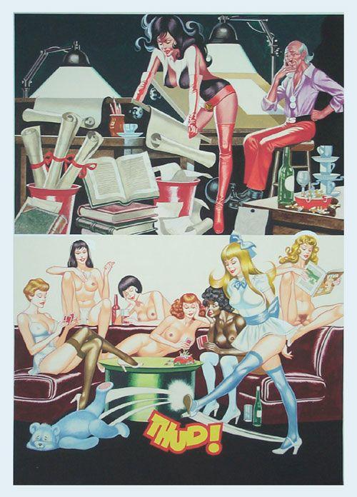 Archive comic erotic