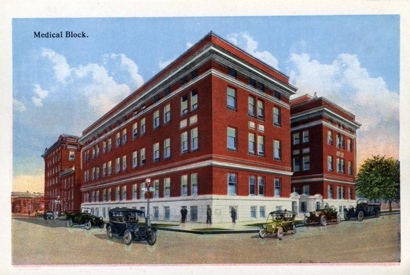 Medical Block (1914 Building)