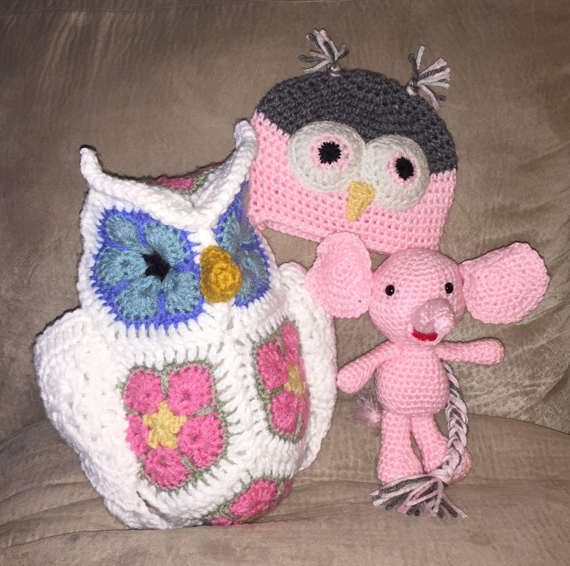 Pin de Dawn Lawson-Weingaertner en My Crochet - Things I\'ve Made ...