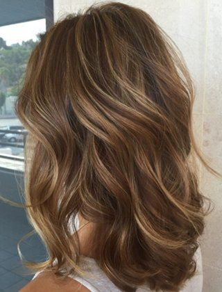 35 Light Brown Hair Color Ideas With Highlights And Lowlights Trhs