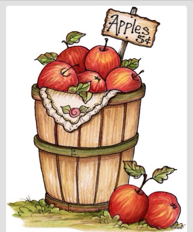 apples doodles & drawings
